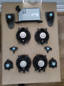 VOLVO XC90 V90 S90 MK2 2016 On-wards Speaker Set with Amplifier