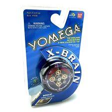 VINTAGE 1999 Bandai Purple YOMEGA X-BRAIN WING YoYo    NOS Sealed