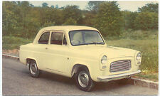 Ford Anglia 100E Original Factory Issued colour Postcard Pub. No. D8108/957