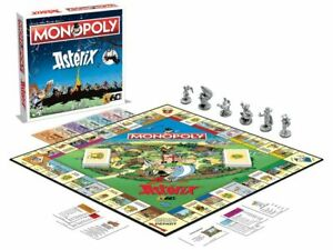 MONOPOLY ASTERIX & OBELIX COLLECTOR 2020 NEUF
