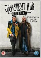 JAY & SILENT BOB REBOOT di Kevin Smith BLURAY in Inglese/Francese NEW .cp