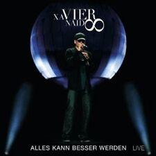 XAVIER NAIDOO - ALLES KANN BESSER WERDEN-LIVE CD NEW