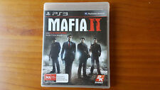Mafia II 2 PS3 - PlayStation 3 Game