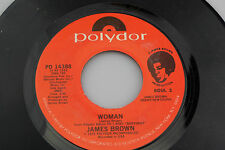 James Brown: Kiss in 77 / Woman  [Unplayed Copy]