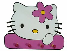 Hello Kitty Kinder Garderobe Wandgarderobe