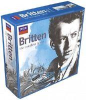 BRITTEN,BENJAMIN - THE COMPLETE OPERAS 20 CD NEU