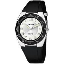 Calypso Herren Armbanduhr Street Style K5753/5 Quarz-Uhr PU schwarz UK5753/5
