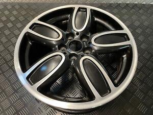 "MINI Cooper F56 JCW Diamond Cut Cup Spoke 18"" Alloy Wheel Genuine 6858900"
