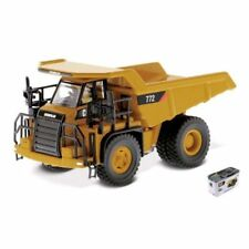 1/87 Cat 772 Engineering Car Trucks Diecast Off-Road Vehicle Model Toy 85261