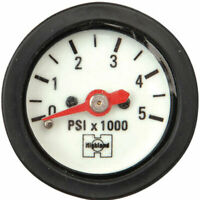 Highland by XS Scuba Mini Tech Pressure Gauge Only