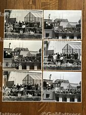 (6) Unseen BEATLES Photos FINE ART Archival Prints from Negative ROOFTOP 1/30/69