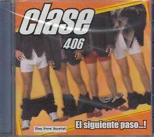 Clase 406 El Siguiente Paso CD New Nuevo Sealed