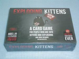 Exploding Kittens: A Card Game About Kittens and Explosions and Boob Wizards