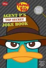 Phineas and Ferb:  Agent P's Top Secret Joke Book by Disney Book Group Staff
