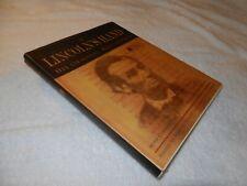 "PRESIDENT ABRAHAM LINCOLN    ""IN LINCOLN'S HAND: HIS ORIGINAL MANUSCRIPTS"""