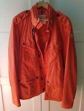 Moncler Denis Jacke Casual Field Jacket orange Gr. 6 Kenya