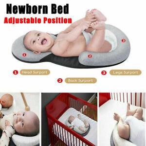 NEW Portable Baby Crib Nursery Travel Folding Newborn Bed Infant Toddler Cradle