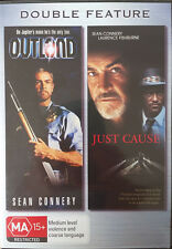 DVD Double Feature Outland / Just Cause - Action/Sci-Fi/Thriller - Sean Connery