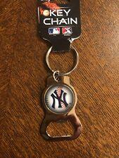 New York Yankees Bottle Opener Key Chain NEW
