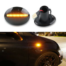 Sequential LED Side Marker Blinker Signal Light For Fiat 500 Lancia Ypsilon SB2