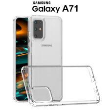 Funda Transparente Antigolpes Premium para Samsung Galaxy A71