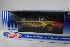 1:18 Ertl MOPAR Champions  MOPAR MISSILE 1973 Plymouth Duster  RARITÄT - Neu/OVP
