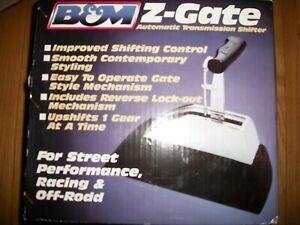b&m z-gate shifter # 80681  automatic transmission shifter  new