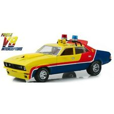 Ford Falcon 1973 XB V8 Police Interceptor Movie Film Mad Max 1:18 Greenlight