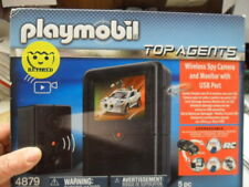 Retired Playmobil 4879 Top Agents Spy Camera 2009 for boys and girls 8-12