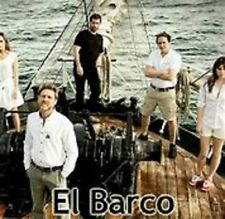 EL BARCO,SERIE ESPAÑOLA,1ra,2da y 3ra TEMPORADA(14 DVD)