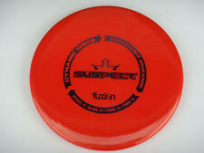 New Disc Golf Dynamic Discs Biofuzion Suspect Overstable Mid-Range 170g Red