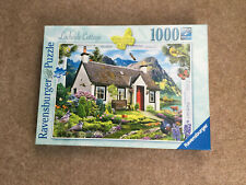Ravensburger Jigsaw Puzzle 1000 Lochside Cottage