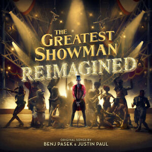 Various Artists : The Greatest Showman: Reimagined CD (2018) Fast and FREE P & P