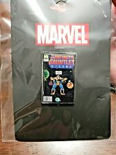 Marvel Comics The Infinity Gauntlet Thanos Enamel Pin A11