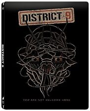 District 9 (Steelbook - Metal Box) (Blu-Ray) Nuovo