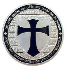 Teutonic Knights & Knights Templar Luck Poker Card Guard US SELLER FAST SHIPPING
