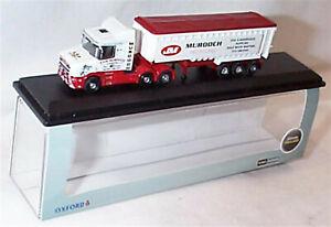 Scania T cab Tipper J & M Murdoch Recycling 1-148 N Gauge railway scale Mib