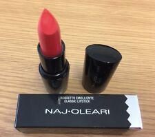 NAJ OLEARI Softening Lipstick Coral Red #15