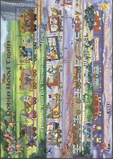 Walt Disney, Eisenbahn, Weihnachten - Grenada Grenadinen, Guyana - ** MNH 1998