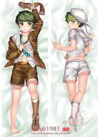 "150*50CM Anime boy Peter Gay PillowCase Hugging Body Dakimakura Pillow Cover 59"""