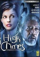 High Crimes Crimini di Stato (2002) 2 Disc DVD Nuovo Edizione Speciale N