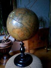 seltener großer ADAMI´S von Kiepert  GLOBUS um 1902 Durchmesser 34 cm
