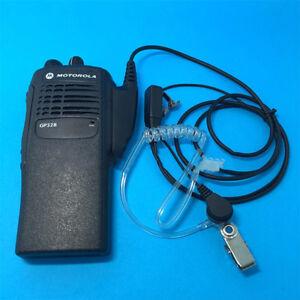 MultiPin Security Covert Earpiece Headset For Motorola Radio GP680 GP380 GP340