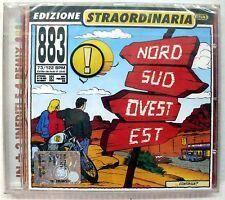883 NORD SUD OVEST EST EDIZIONE STRAORDINARIA + 2 INEDITI E 4 REMIX CD SEALED