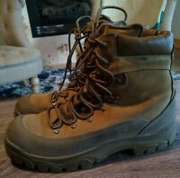 Bates Mens Military Boots 11 D Vibram GoreTex Mountain Combat Boots E03412A