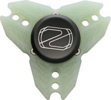 Stedemon Knives G10 Tri Jade Fidget Hand Spinner Green Top Z04GJD