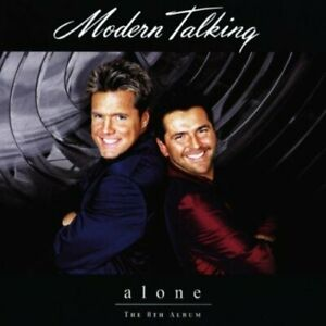 Modern Talking (CD) Alone-8th album (1999)