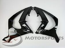 2011-2015 ZX-10R ZX10R Front Side Radiator Mid Panel Fairing Cowl Carbon Fiber