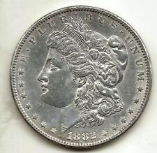 U. S. a.1 Dollar Morgan 1882 @without Circular@ Silver