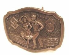 Men's Music Belt Buckle